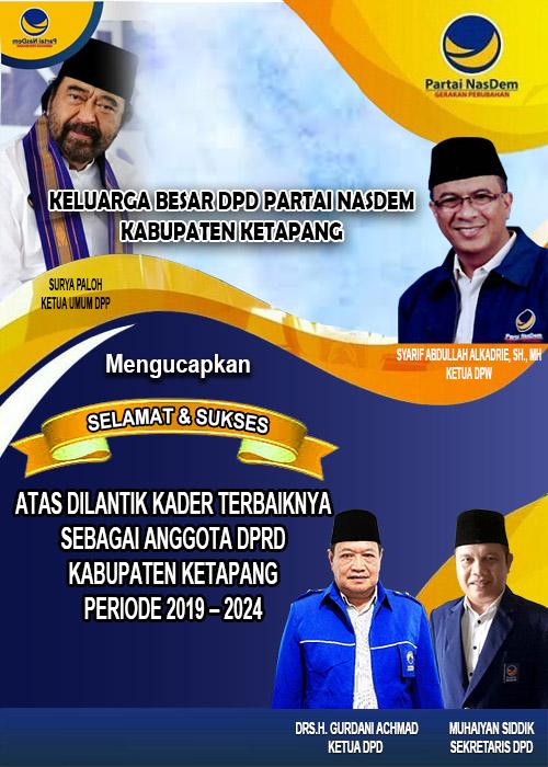Bupati Ketapang Martin Rantan Sampaikan Nota Keuangan Dan Raperda Tentang Apbd Ta 2020 Kabar65news